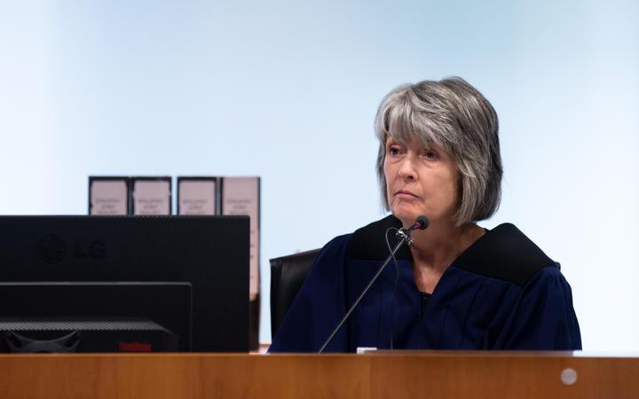 Chief Coroner Judge Deborah Marshall