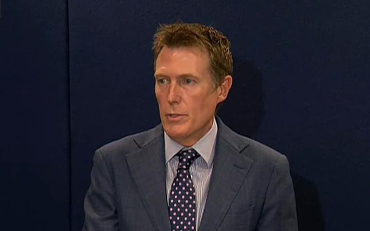 Australian Attorney-General Christian Porter tells media he is the government minister accused of raping a woman in 1988.