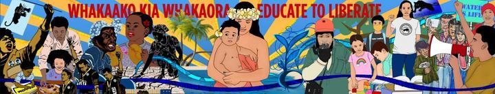 Whakaako kia Whakaora - Educate to Liberate