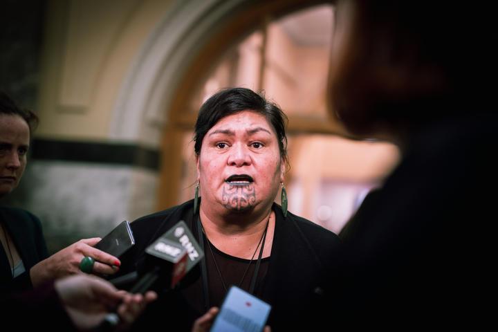 Foreign Affairs Minister Nanaia Mahuta affirmed New Zealand's support for Fiji.Photo:RNZ / Samuel Rillstone