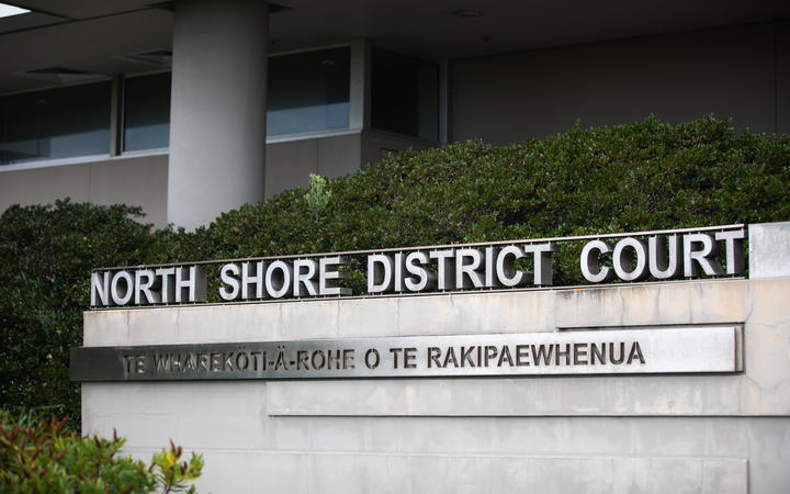 North Shore District Court.