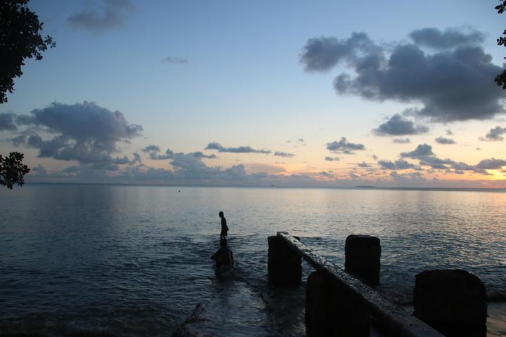 Tuvalu is one of the countries most vulnerable to the negative impacts of climate change.