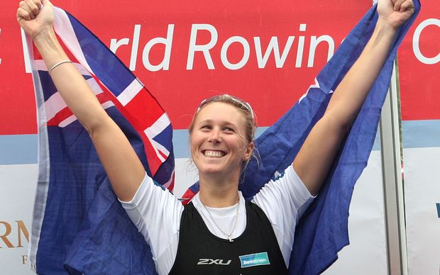 Emma Twigg is among three NZ crews named as finalists for the 2014 World Rowing Awards.