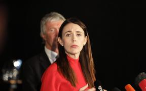 Jacinda Ardern at Expo2020 launch