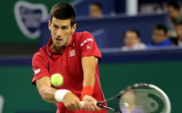 Djokovic in Winning Start to Title Defense, Life with Agassi