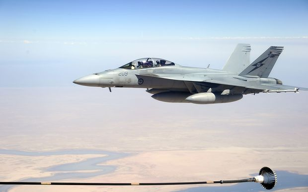 Australia and Britain have joined the US in airstrikes against Islamic State in Iraq.