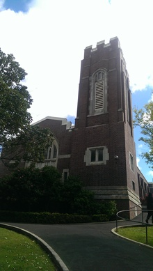 St David's Presbyterian Church is facing repair work - and possible demolition.