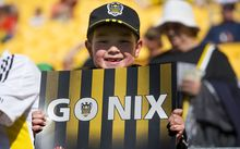 Wellington Phoenix fan