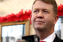 David Cunliffe announces he's withdrawing from the Labour leadership race that he himself sparked.