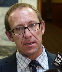 Andrew Little.