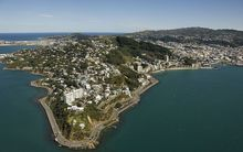 A section of prime Wellington real estate in Evans Bay is to be used for affordable housing.