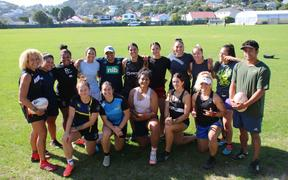 Moana Pasifika will take on two Black Ferns 7s teams in Wellington this weekend.
