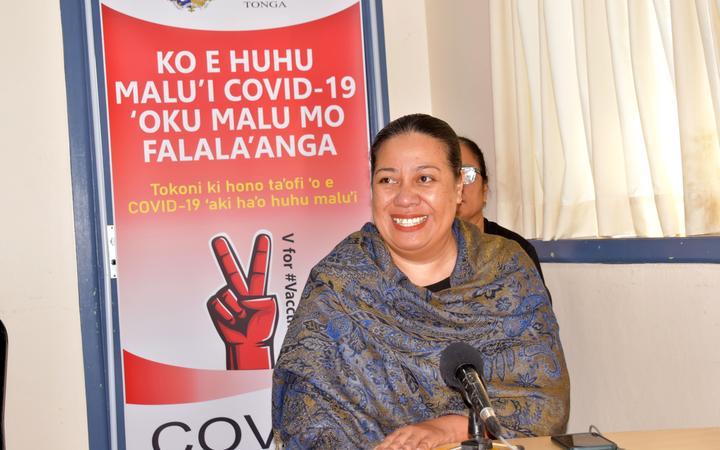 Dr Veisinia Matoto-Vaha'i