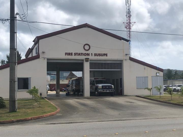 Saipan Fire station