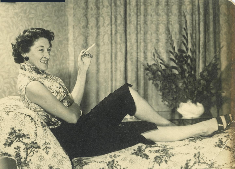 Paula Bennett's Grandmother Alisa Bennett