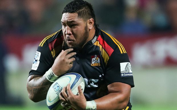 Ben Tameifuna on Chiefs duty