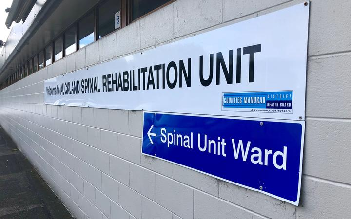 Auckland Spinal Rehabilitation Unit (ASRU) in Ōtara.