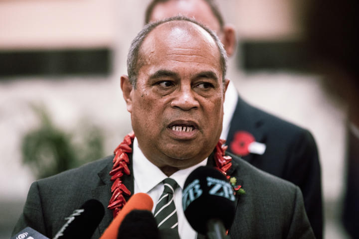 Pacific Peoples Minister 'Aupito William Sio