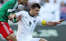 The All Whites Tommy Smith.