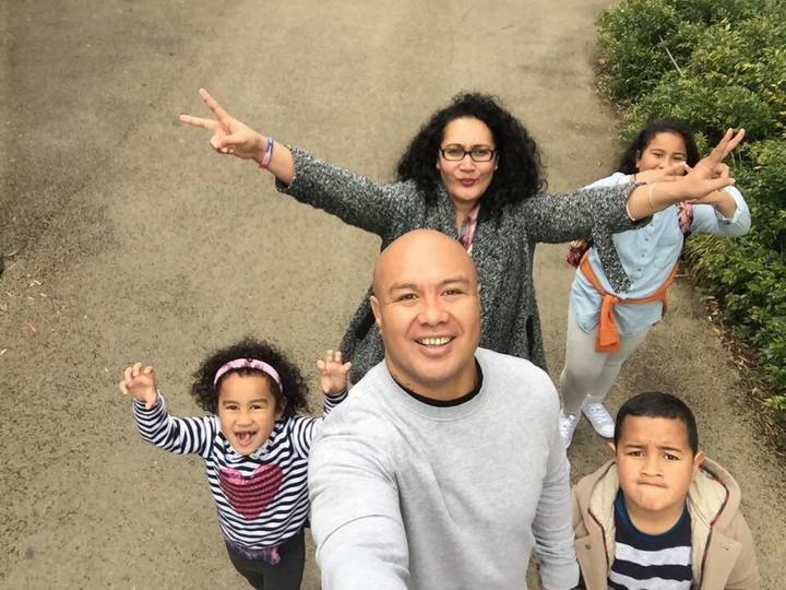 Family is everything for former Tonga rugby captain Nili Latu.