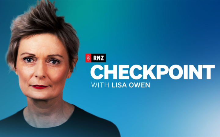 Checkpoint with Lisa Owen, 2021.
