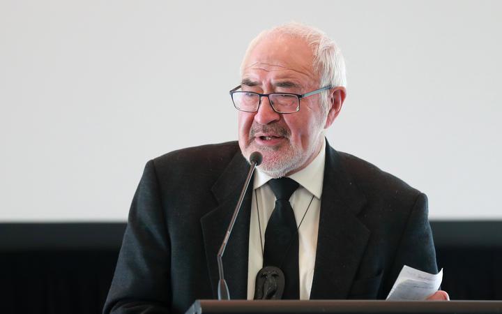 The president of Te Rūnanga o Ngāti Kuia Waihaere Mason.