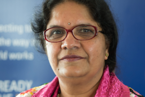 Massey University Fin-Ed Centre Director Dr Pushpa Wood