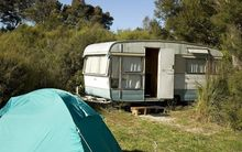 A Wellington City Council proposal to fine misbehaving campers $200 could be in place by summer 2014.