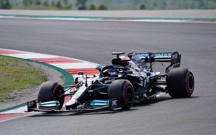 Lewis Hamilton GBR 44, Mercedes-AMG Petronas Formula One Team