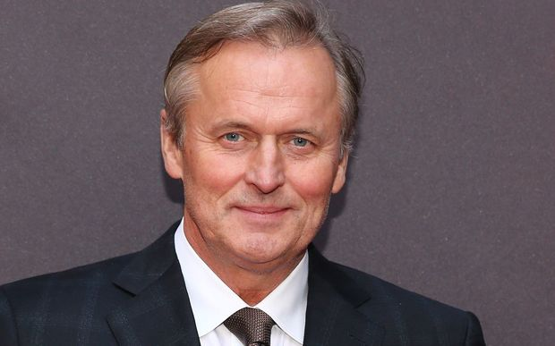 "US author John Grisham is pictured here at the Broadway opening night of ""A Time To Kill"" in October 2013."