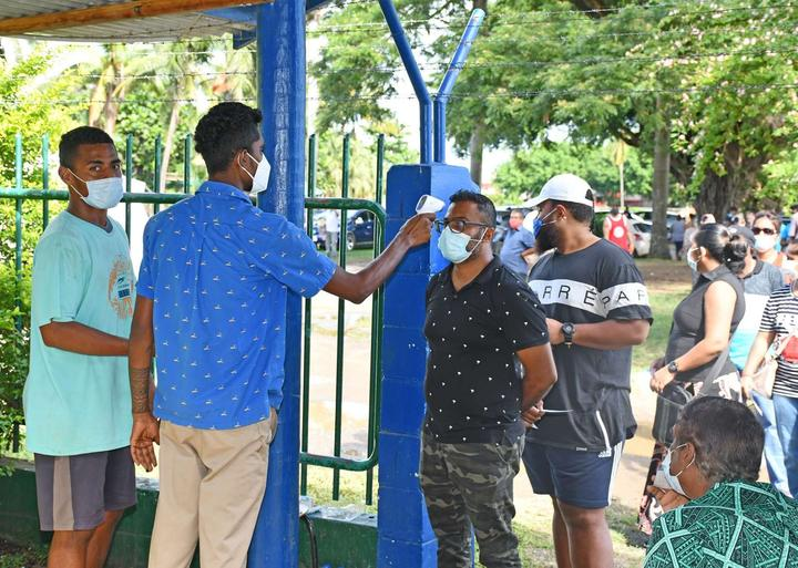 All hands on deck as Fiji prepares for worst in Covid-19 outbreak