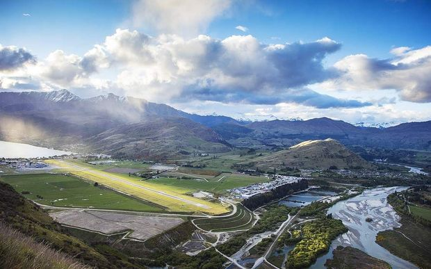 Queenstown's Airport
