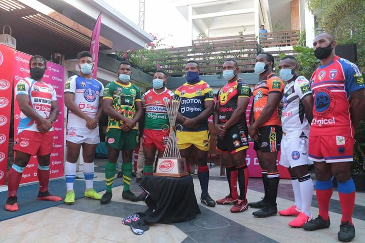 The 2021 Digicel Cup will begin under strict Covid-19 protocols.