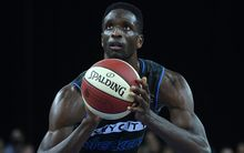 The Breakers' big man Ekene Ibekwe