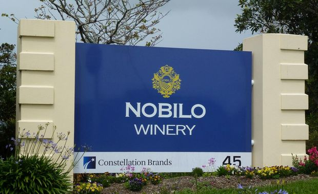 Constellation Brand's winery land in the Huapai Special Housing Area has been bought for more than $20 million.
