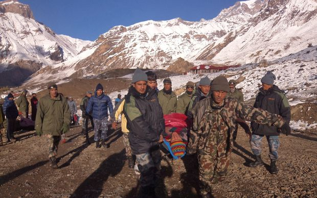 It was Nepal's worst-ever trekking disaster.