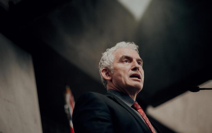 Government minister Stuart Nash