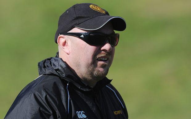 Heartland XV Coach Kurt McQuilkin