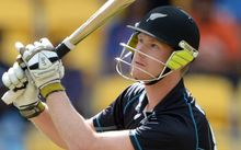 Allrounder Jimmy Neesham will open the batting for the Black Caps against South Africa tomorrow.