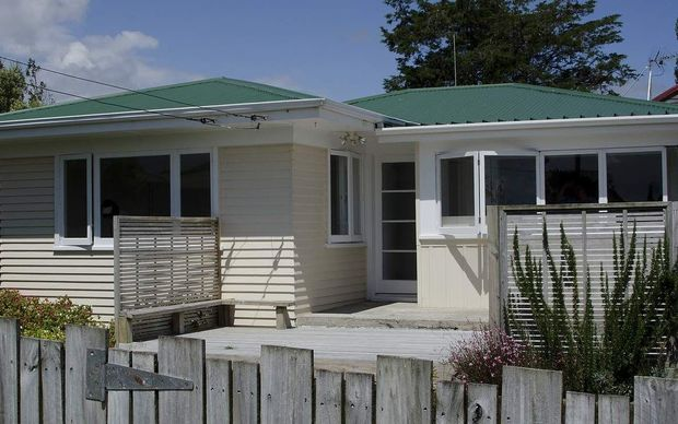 An ex-state home in Mangere Bridge. Houses in this suburb have increased in value by 53 percent, according to council figures.