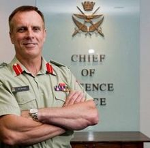 Lieutenant-General Tim Keating