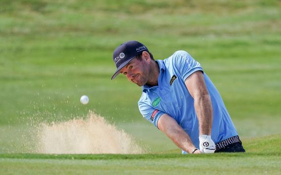 新西兰高尔夫球手 Josh Geary。