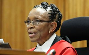 Judge Thokozile Masipa said the sentence had to be fair to society and the accused.
