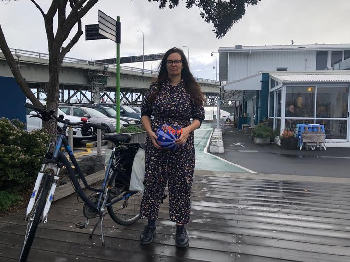 Kirsty Wild, cycling advocate