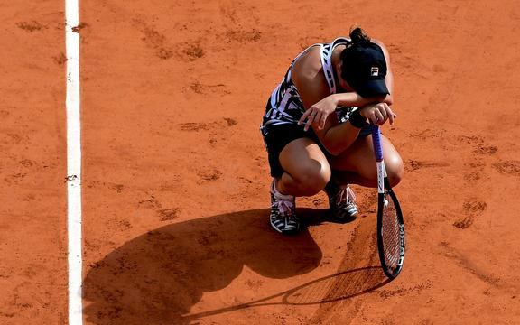 Ashleigh Barty è una tennista australiana.