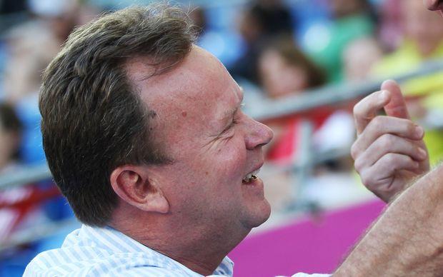 Australian Rugby Union boss Bill Pulver
