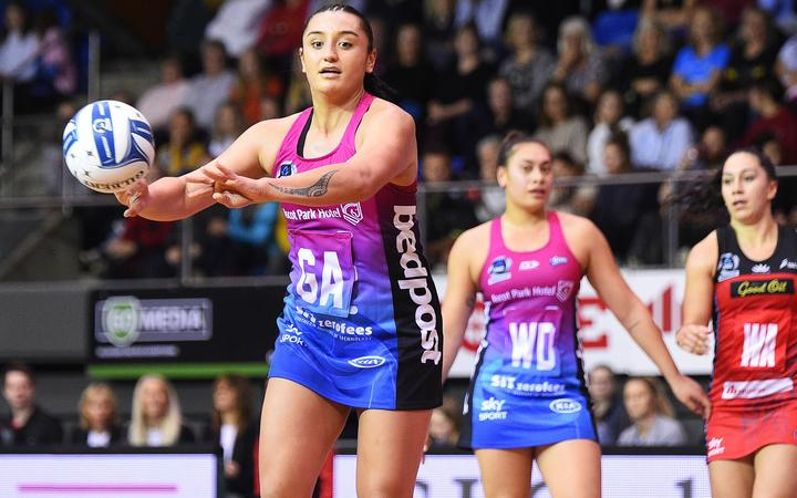 The netball star eliminating barriers for Māori and Pasifika