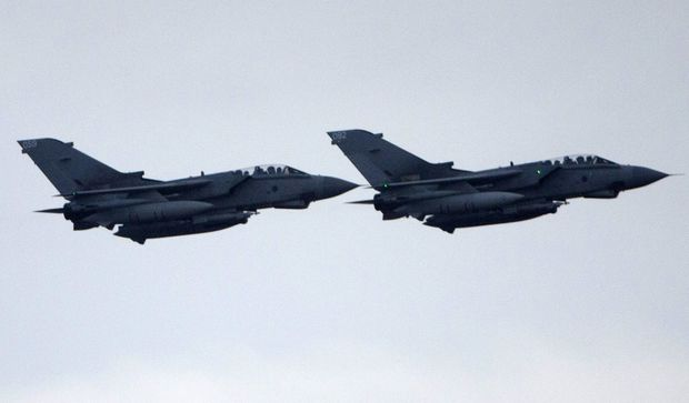 Britain and Australia have joined the US in airstrikes against Islamic State in Iraq.