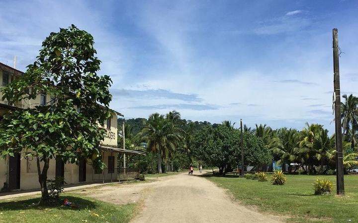 Rabi Island.