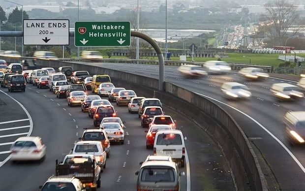 Motorists could pay $2.80 to use motorways in peak hours with lower charges off-peak. Another option is a flat day fee of $2.